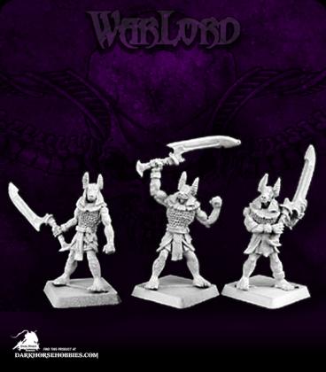 Warlord: Nefsokar - Anubis Guard Army Pack