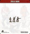 10mm Zulu War: British Infantry, pith helmet