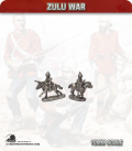 10mm Zulu War: British Cavalry, Natal/Durban mounted