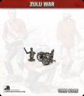 10mm Zulu War: British R.A. Gatling gun