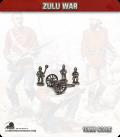 10mm Zulu War: British R.A. Artillery 9lb RML