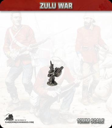 10mm Zulu War: Zulu command