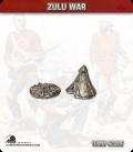 10mm Zulu War: British Bell tents
