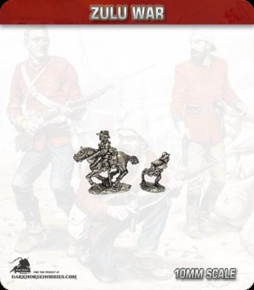 10mm Zulu War: Natal Natives