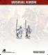 10mm Medieval (Early European): Spearmen in Gambeson and Helmet