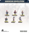 10mm American Revolution: Militia - Standing (painted by Andy Mac)