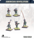 10mm American Revolution: Continental Command in Hunting Shirts