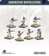10mm American Revolution: Continentals in Hunting Shirts - Firing Line