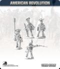 10mm American Revolution: Artillery Crews