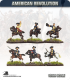 10mm American Revolution: Mounted Officers