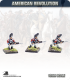 10mm American Revolution: British Grenadiers 1768 - Charging