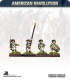 10mm American Revolution: French Line Command - Marching
