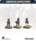 10mm American Revolution: British Highlander Flank Company in Trews