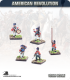 10mm American Revolution: British Highlander Command in Trews