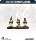 10mm American Revolution: British Light Infantry in Chain Helmets - Marching (figures painted by Andy Mac)