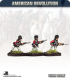 10mm American Revolution: British Line Infantry in Saratoga Dress - Charging