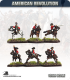 10mm American Revolution: British Mounted Officers