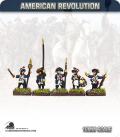 10mm American Revolution: Hessian Musketeer Command (painted by Andy Mac)