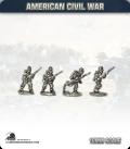 10mm American Civil War: Union Foot - Advancing (type 1)