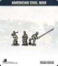 10mm American Civil War: Union Foot Command - Advancing