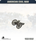 10mm American Civil War: 20lb Parrot Guns