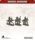 10mm Mongols: Heavy Cavalry with Bow