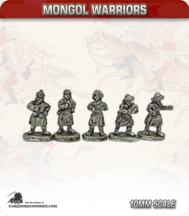 10mm Mongols: Civilians/Villagers