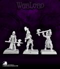 Warlord: Mercenaries - Mercenary Axemen Grunt Box Set