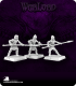 Warlord: Mercenaries - Mercenary Spearmen Grunt Box Set