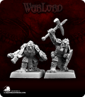 Warlord: Mercenaries - Dark Dwarf Warriors Adept Box Set