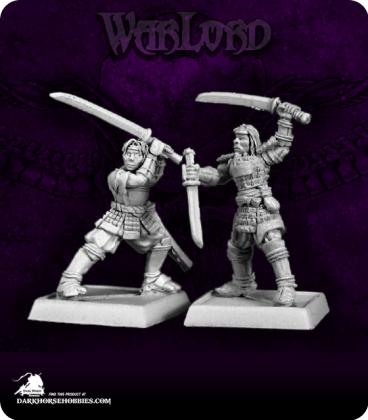 Warlord: Mercenaries - Mercenary Okuran Ronin Adept Box Set