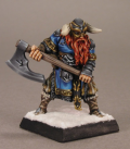 Warlord: Mercenaries - Sigurd, Sergeant (painted by Liliana Troy)