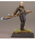 Warlord: Mercenaries - Eredain, Mage (painted by Alex Glocka)