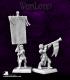Warlord: Mercenaries - Standard Bearer & Musician