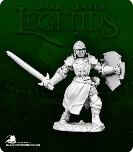 Dark Heaven Legends: Black Legionnaire II