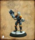 Chronoscope: Keryx, Cyborg Assassin (painted by Martin Jones)
