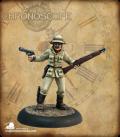 Chronoscope (Pulp Adventures): Dan McDermott, Pulp Era Hero (Painted by Martin Jones)