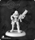 Chronoscope (NOVA Corp): Female Nova Corp Officer