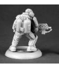 Chronoscope (NOVA Corp): Torch Hughes, IMEF with Flame Thrower
