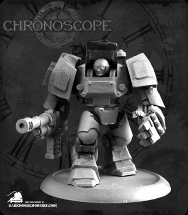 Chronoscope (NOVA Corp): Jake Masters, IMEF Bulldog Armor