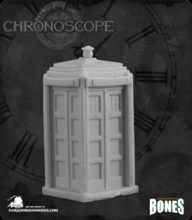 Chronoscope Bones: British Telephone Box