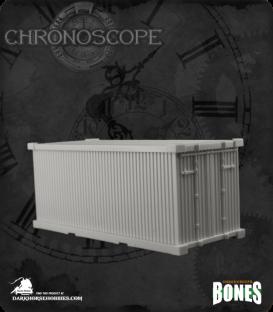 Chronoscope Bones: Shipping Container