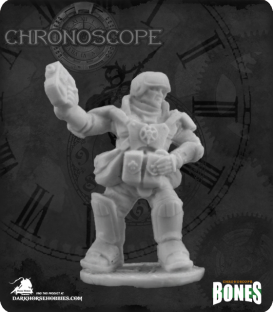 Chronoscope Bones (NOVA Corp): Jigsaw, IMEF Medic