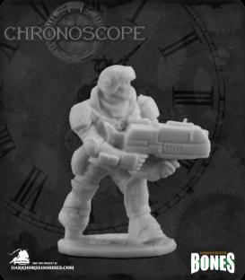 Chronoscope Bones (NOVA Corp): Aztec, IMEF Trooper