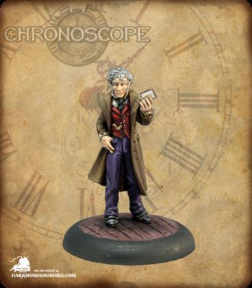Chronoscope: Benedict Baker (painted by Martin Jones)
