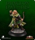 Dungeon Dwellers: Lanaerel Grayleaf, Elf Ranger