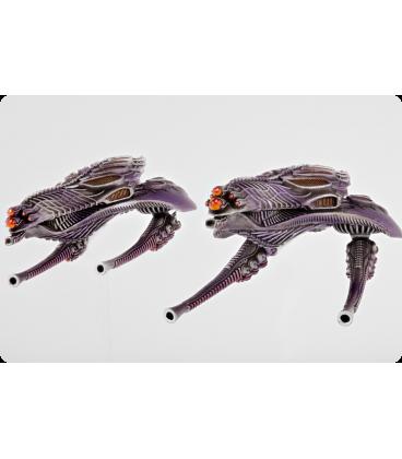 Dropzone Commander: Scourge - Reaver Heavy Gunships