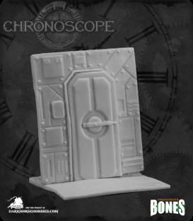 Chronoscope Bones: Starship Door
