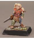 Warlord: Mercenaries - Dingo Appledimple, Sergeant (painted by Franz Sanders)