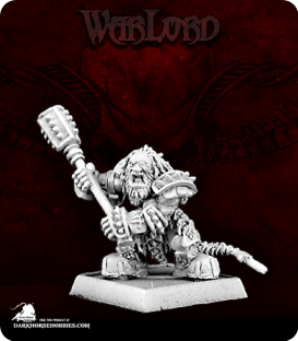 Warlord: Mercenaries - Thunginar, Dark Dwarf Captain
